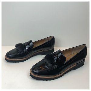 Franco Sarto Shoes - New Franco Sarto Carolynn 2 Loafer With Fur Tassel